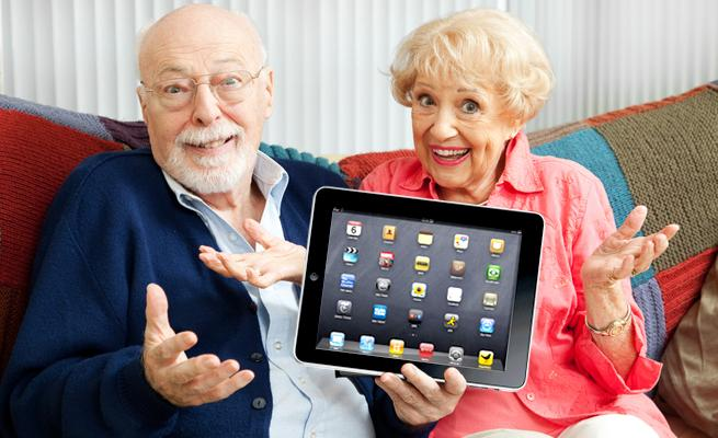 RCare's Top 4 Tech Must-Haves for Seniors