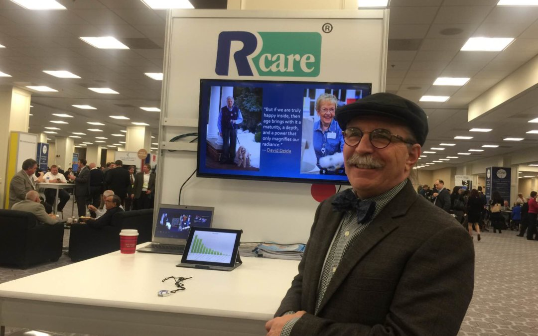 RCare Showcases Revolutionary BCube at Environments for Aging Conference