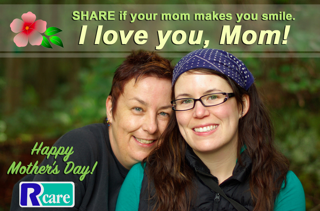 Mother's Day: The Sweetest Day of All