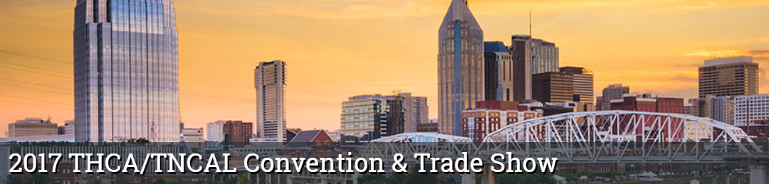 Join RCare for Cocktails at the THCA/TNCAL 2017 Convention & Trade Show