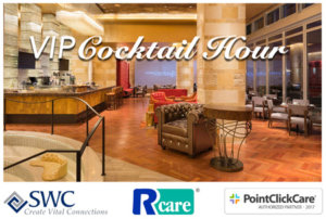 RCare VIP Cocktail Hour at THCA/TNCAL 2017
