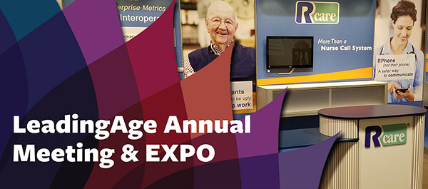 Everyone's a winner with RCare at LeadingAge 2017. And we can prove it!