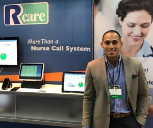 RCare Tradeshows 2017 Gary Jones, RCare's Director of National Sales