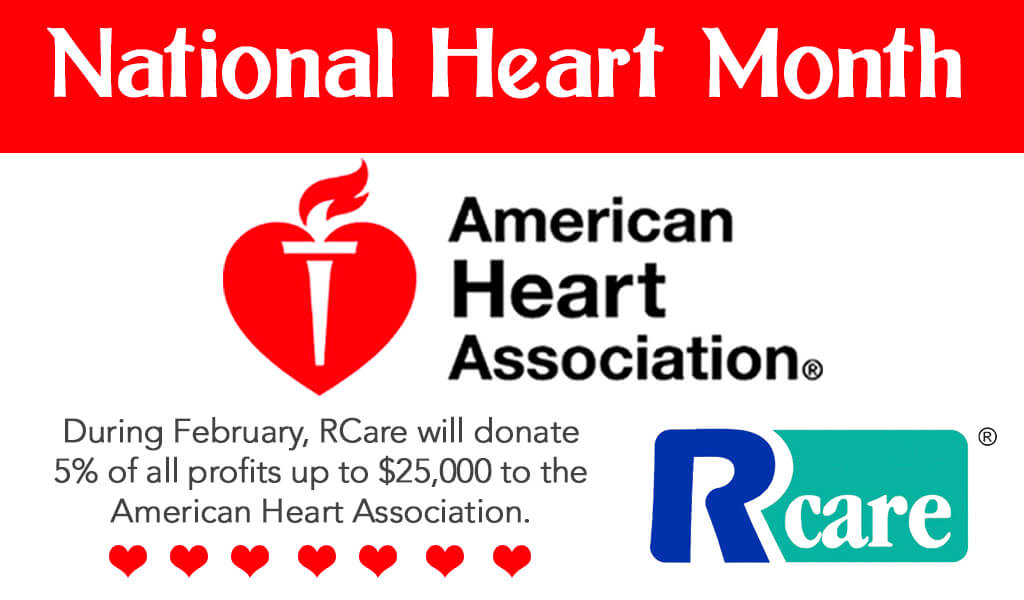 Celebrating American Heart Month
