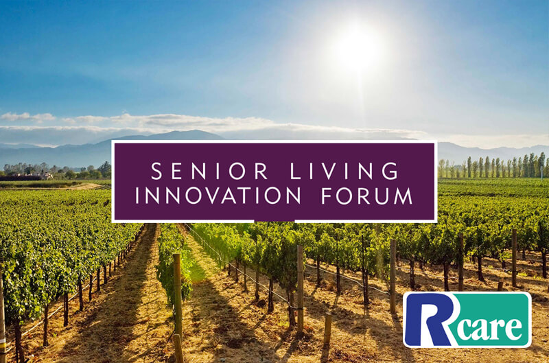 RCare and the Senior Living Innovation Forum 2018