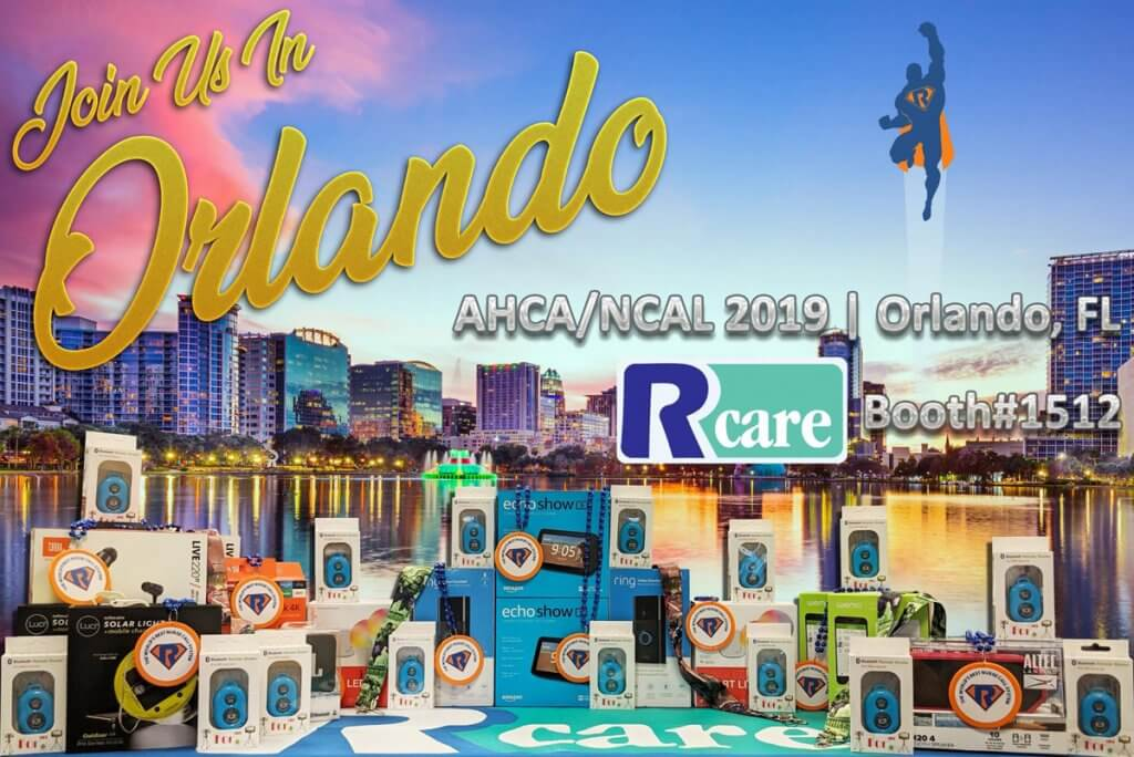 RCare at the AHCA-NCAL Convention and Expo