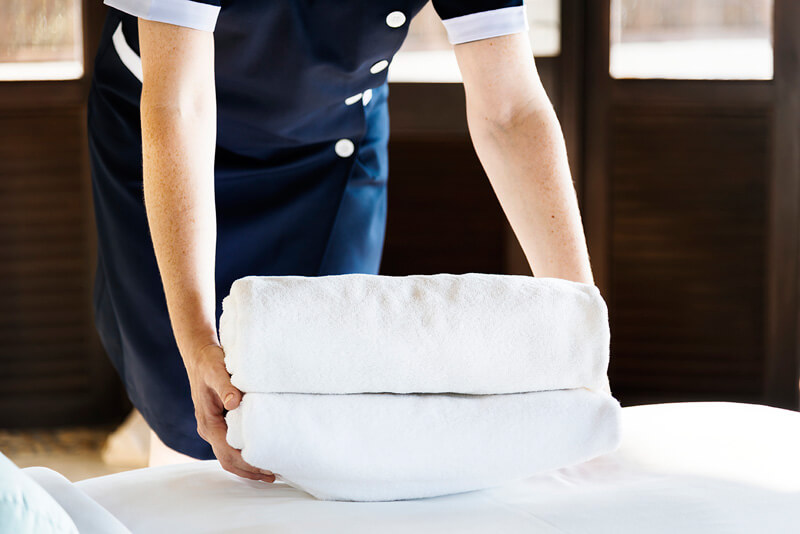 Keep Hotel Employees Safe in the Workplace