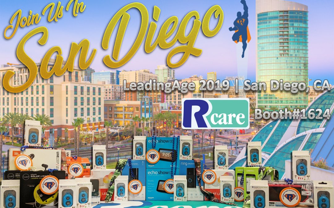 Join RCare at the 2019 LeadingAge Expo in San Diego