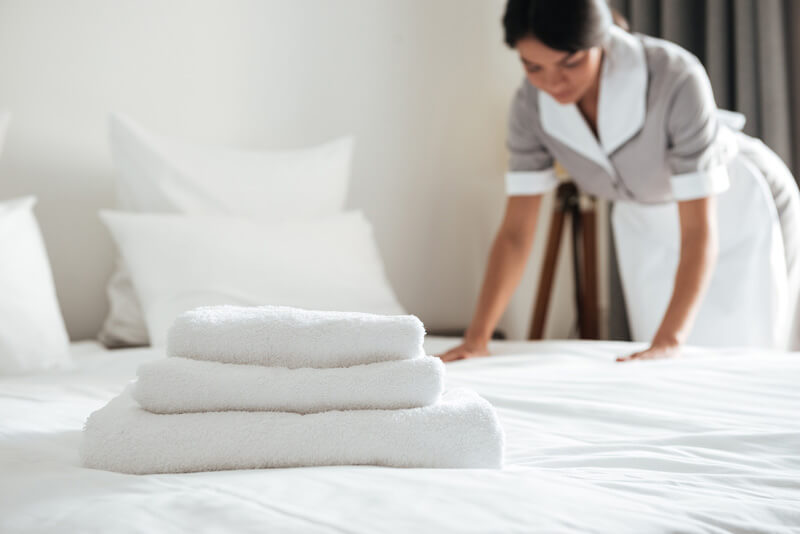 Don't Panic Hotel Worker Safety