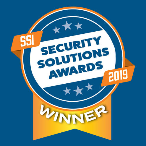 2019 Security Sales & Integration Security Solutions winner