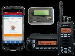 Personal emergency response system for seniors