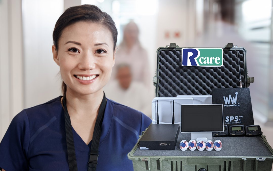 RCare Releases Rapid Deployment Nurse Call Kit for Hospitals Coping with COVID-19