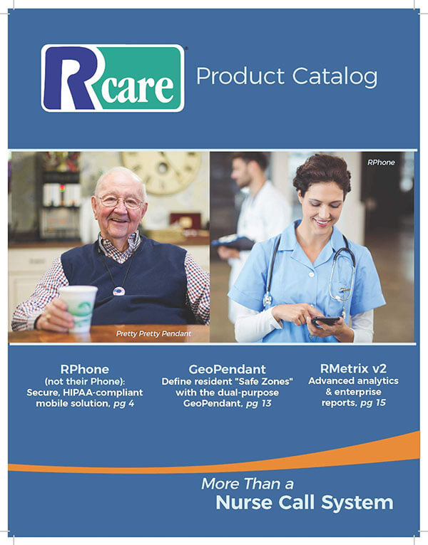 RCare Product Catalog