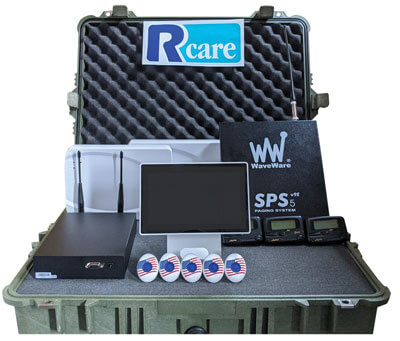 RCare's Rapid Deployment Kit