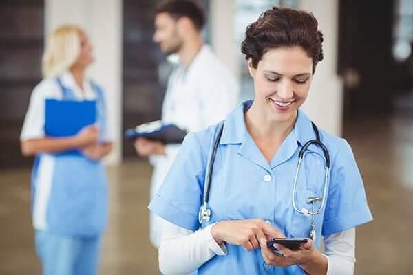 Caregiver Mobile App