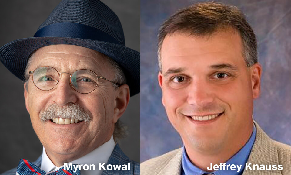 Myron Kowal to retire: Jeffrey Knauss answers the call