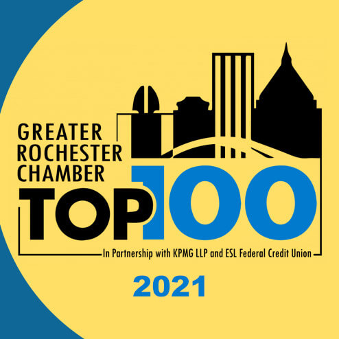 Greater Rochester Chamber Top 100 Awards